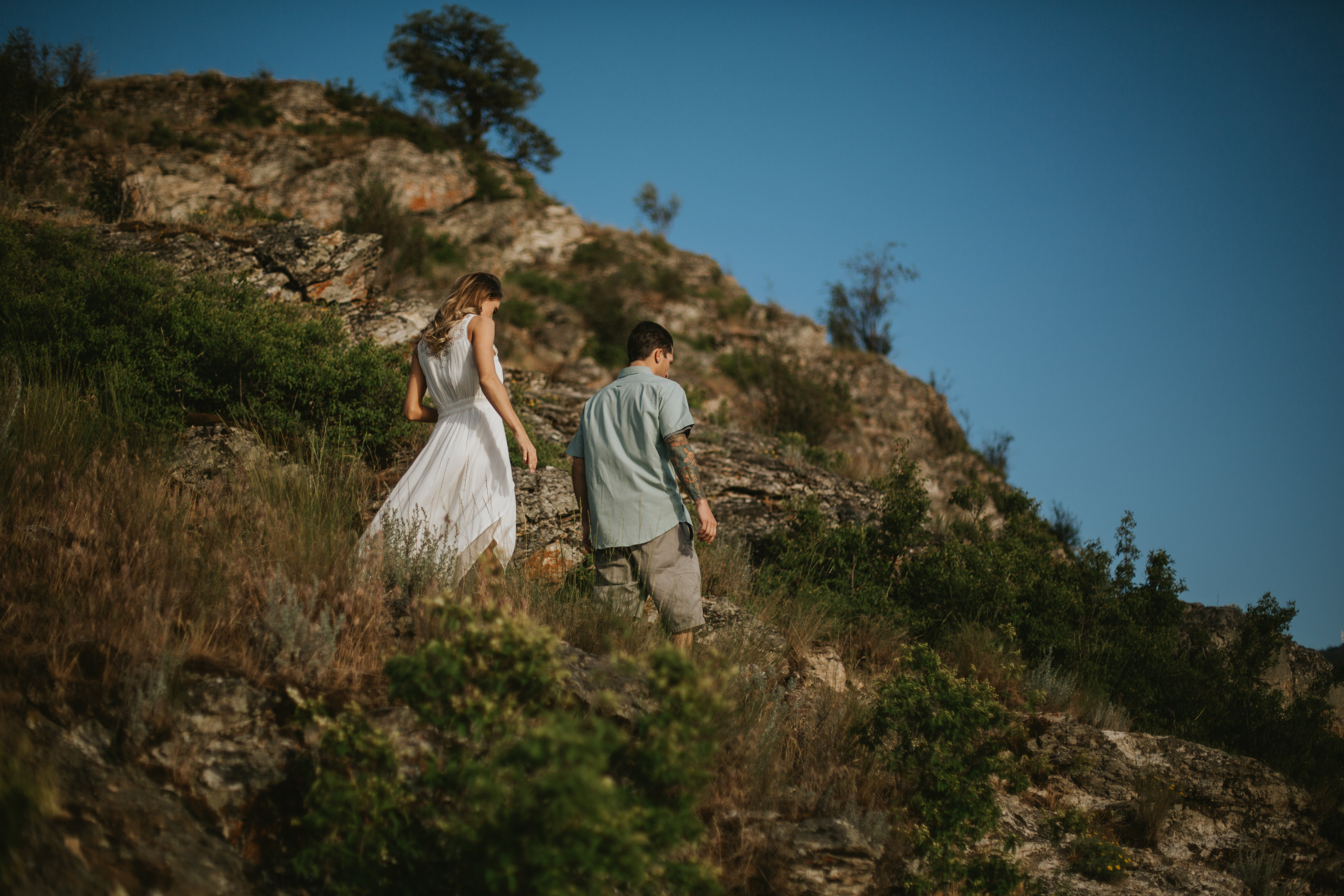 okanagan engagement photography