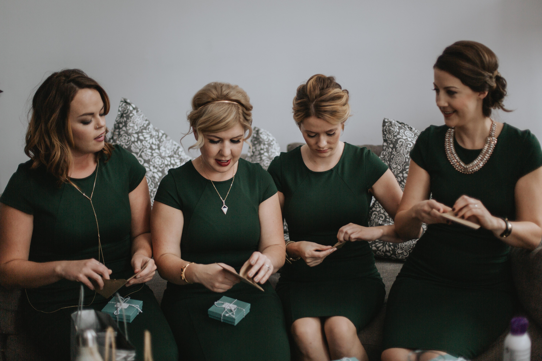 industrial calgary wedding